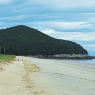 Mt Obongsan Beach [photo]